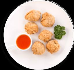 Crocantes de Pollo con Salsa Agridulce