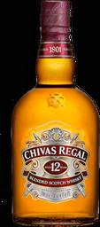 Whisky 12 Años Chivas Regal 750Ml