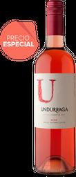 Vino Rosado Undurraga 750