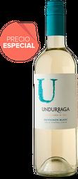 Vino Blanco Sauvignon Undurraga 750Ml