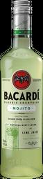 Ron Bacardi Mojito Botella