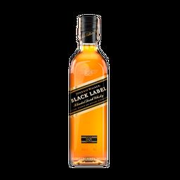Whisky Johnnie Walker Black Label 375 Ml