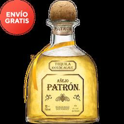 Tequila Patron Añejo Botella