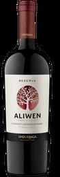 Vino Aliwen Tinto Cabernet Syrah Reserva 750