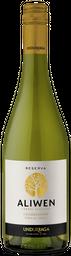 Vino Blanco Reserva Chardonnay Aliwen 750Ml