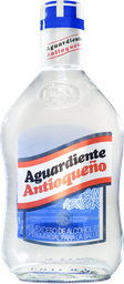 Aguardiente Azul sin Azucar Antioqueño 375ML