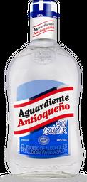 Aguardiente Antioqueño Sin Azucar Azul 750