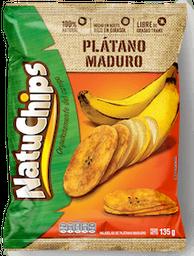 Natuchips Plátano Maduro Familiar