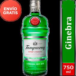 Ginebra Tanqueray London Dry Gin 750 Ml