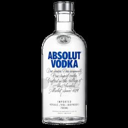 Vodka Azul Absolut 750Ml