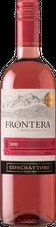 Vino Rosado Merlot Frontera 750Ml