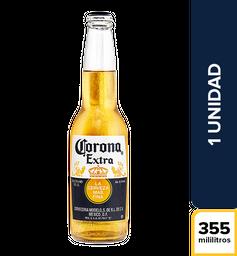 Cerveza Corona Extra - Botella 355Ml X1