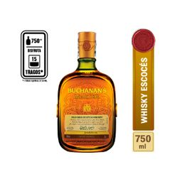 Buchanan`S Master 750 Ml