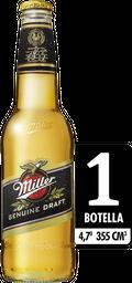 Cerveza MGD Botella x355ml