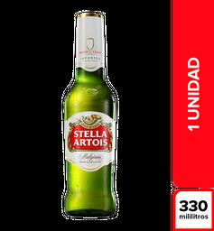Cerveza Stella Artois - Botella 330Ml X1