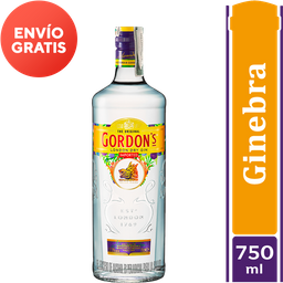 London Dry Gin Gordon'S 750Ml