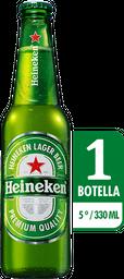 Cerveza Heineken Botella - Cerveza Premium 1 Botella De 330 Ml