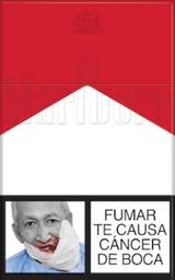 Cigarrillos Rojo Marlboro 20Un