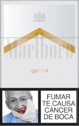 Cigarrillos Gold Marlboro 20Un