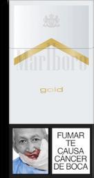 Cigarrillos Marlboro Gold Cajetilla