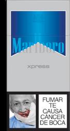 Cigarrillos Marlboro Ice Express X10