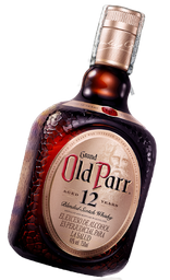 Whisky 12 Años Old Parr 750ML