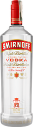 Vodka Smirnoff Red 700 ml