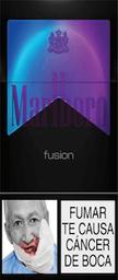 Cigarrillos Marlboro Ice Fusion Media 10 Unidades