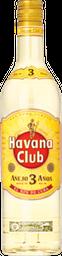 Ron Havana Club 3 Años 750Ml
