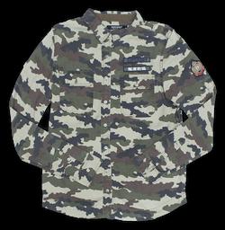 Camisa Military ref. G40000BOF1