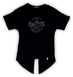 Camiseta F Negra ref. GF1100379N000
