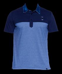 Camiseta M Azul Cuello ref. GM1101405N000