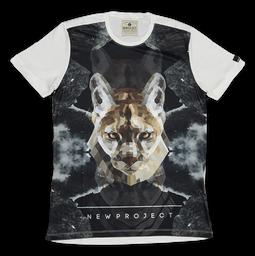 Camiseta M/C Lobo ref. NM1101037N000