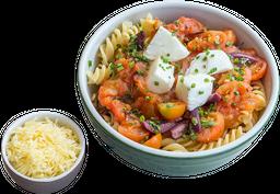 Pasta en Salsa de Tomates Horneados