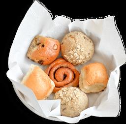 Canasta de Pan de la Casapan🥖🥐
