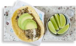 Taco Cuitlacoche