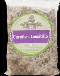 Carnitas Con Tomatillo ( Carne En Salsa Verde)