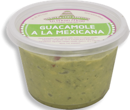 Guacamole A La Mexicana