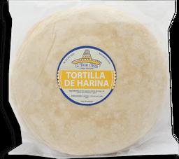 Tortillas De Harina De Trigo Extragrande Para Burritos