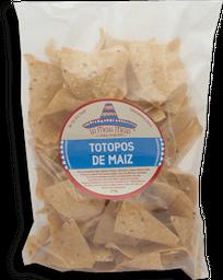 Totopos De Maíz