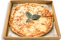 Pizza Margarita Saludable