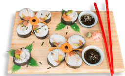 Sushi Ebi Roll