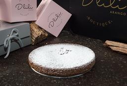 Torta de Brownie Melcochuda Mediana