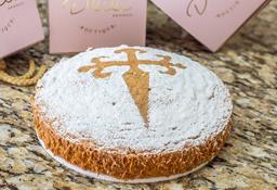 Torta Santiago Mediana