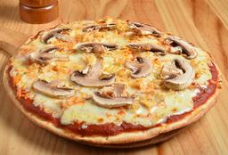 PROMO 🍕 Pizza Pollo Champiñones