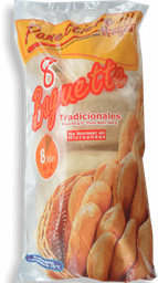 Baguette x8