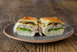 Sándwich Dinde