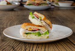 Sándwich Dinde Bacon