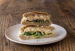 Sándwich OEuf Mayonnaise