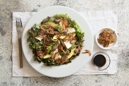 Ensalada Steak Salad